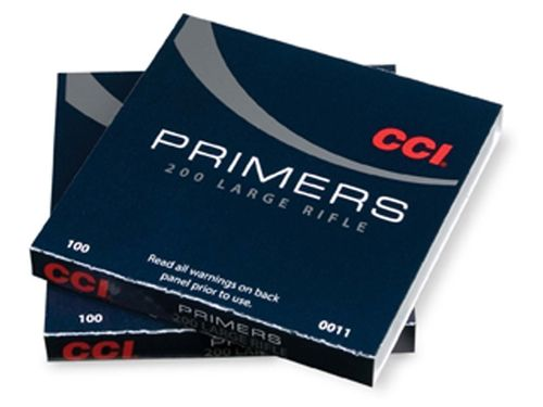 CCI Large Rifle Primers (100)