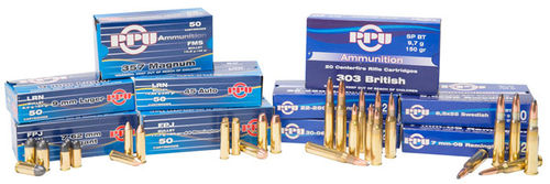 PPU 22 Hornet 45 Grain SP (50)