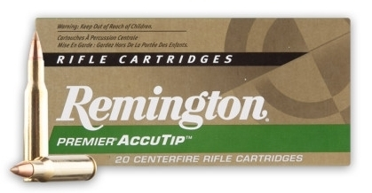 Remington 222 Accutip 50 Grain (20)