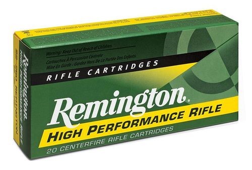Remington 243 Winchester 80 Grain PSP (20)