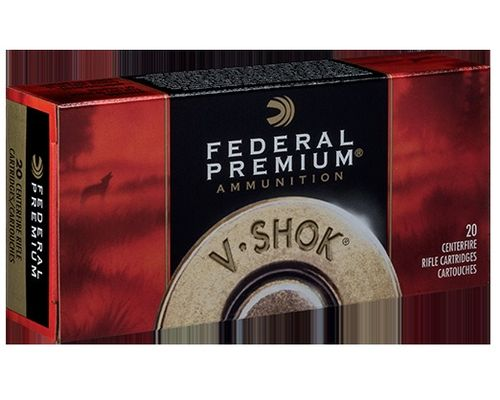 Federal 220 Swift 40 Grain Nosler BT (20)