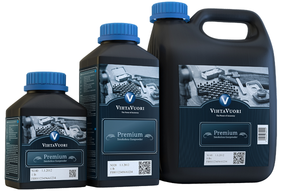 Image result for VIHTAVUORI RELOADING POWDERS