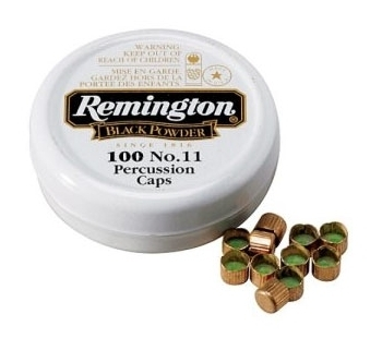 Remington Percussion Caps