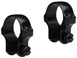 "Ruger 1"" Rings"