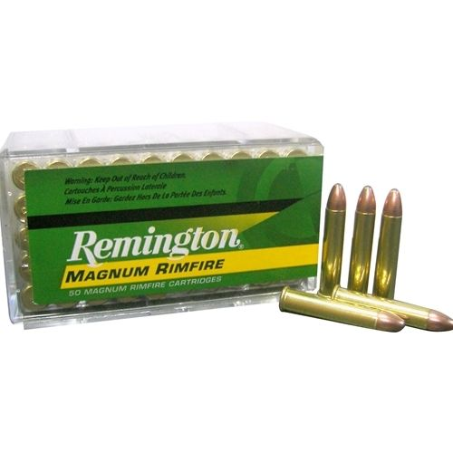 Remington 22WMR 40 Grain PSP (50)