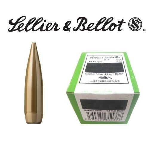 Sellier and Bellot 8mm 196 Grain SPCE (100)