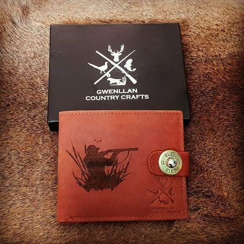 GWC Mens Leather Wallets
