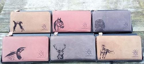 GWC Womens Leather Purses