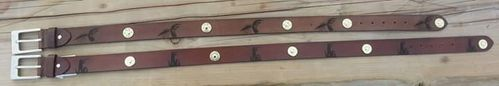 GWC Leather Belts